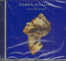 CD ♫ Compact disc «ROBBIE WILLIAMS • TAKE THE CROWN • THE REGAL EDITION» nuovo