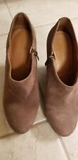 Hive&Honey Ankle Boots Size 7.5 Greige (kinda brown)