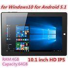 "10.1"" Chuwi Hi10,1920*1200 Windows 10&Android 5.1 6600mAh Tablet PC 64GB(4GB)#"