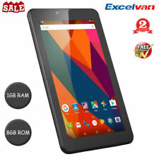 "7"" Tablet PC Android 6.0 MTK8321 Quad Core 1024*600 1GB+8GB 3G Dual SIM WIFI BT"