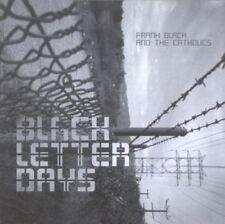 Frank Black & The Catholics-Black Letter Days CD CD  New