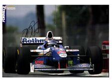 Heinz-Harald Frentzen Foto Original Signiert Formel 1 +G 18652