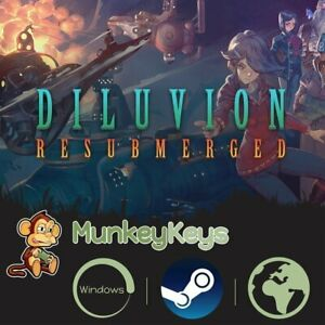 Diluvion: Resubmerged (Steam)