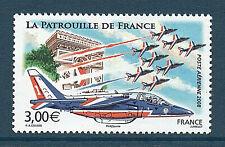 TIMBRE PA N° 71 NEUF * *  - PATROUILLE DE FRANCE - ARC DE TRIOMPHE - ALPHA JET