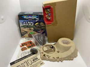 1994 Galoob Star Wars Micro Machines Planet Tatooine Return of the Jedi Playset
