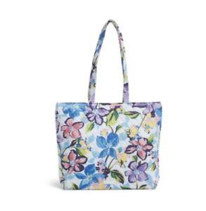 Vera Bradley Essential Tote Shoulder Bag In Marian Floral NWT