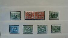 Netherlands Scott# 226-43 Mh Vf Complete Set
