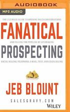 Fanatical Prospecting Ultimate Guide for Starting Sales Conversations  Audio CD