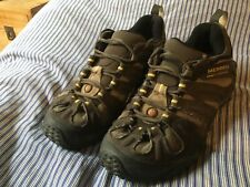 Merrell Continuum Dusty Olive Walking Hiking Trainers Shoes UK 8.5