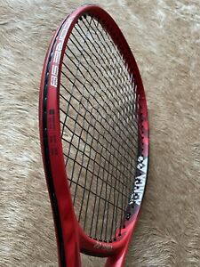 Yonex Vcore 98 New string and overgrip!