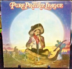 PURE PRAIRIE LEAGUE Firin' Up Album Released 1980 Vinyl/Record  Collection USA