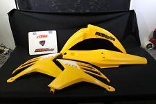 ALTA MOTORS REDSHIFT MX FRONT REAR FENDER SHROUDS PLASTIC BODY OEM STOCK FENDERS