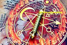 Wealth Orgone Vortex Pendant Lottery Luck Protection Tachyon  SUPREME POWERS