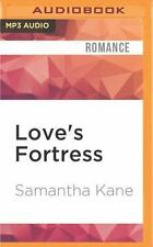 Brothers in Arms: Love's Fortress by Samantha Kane (2016, MP3 CD, Unabridged)