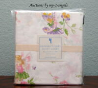 Rare Pottery Barn Kids Sophie Butterfly Twin Duvet Cover