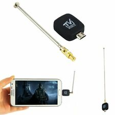 Mini Micro USB DVB-T Digital TV Tuner Receiver For Android Mobile Phone PC HDTV