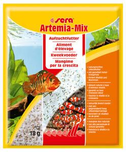 5er Pack Sera Artemia-Mix, 5 x 18 G