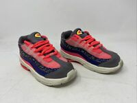 Nike Little Kids Air Max 95 Purple/Pink/White Size 10C US