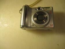 canon powershot camera   a540          b1.07