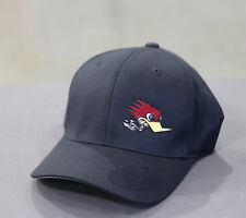 Men's Mr. Horsepower Black Small Classic Logo Fitted Hat Flex Fit: H14-SMALL/MED