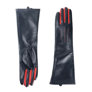 40cm-80cm Women's Real leather Fashion Overlength Party Evening Opera/Long Glove