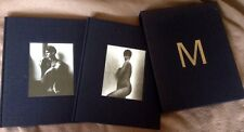 Signed & Personally Inscribed By Herb Ritts Man Woman Slipcased Limited 1st Edit