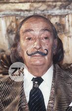 SALVADOR DALI Moustache Surréalisme PARIS Portrait Serge BENHAMOU 1980s #1
