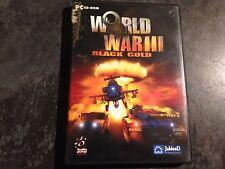 World War III: Black Gold (PC: Windows, 2001)