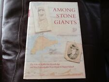 Among Stone Giants - Jo Anne Van Tilburg - Life of Routledge Easter Island HB B6