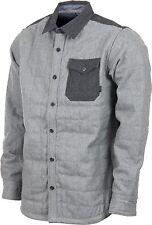 Burton Mystic Jacket (L) Dark Ash Heather