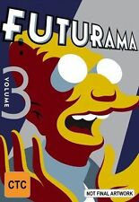 Futurama TV Shows Comedy DVDs & Blu-ray Discs