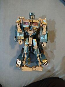 2007 Hasbro Transformers Allspark Power Leader Nightwatch Optimus Prime