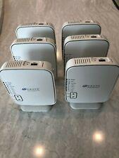 Zhone 6519-W1-NA ADSL2+ modem/WiFi Router - lot of 6