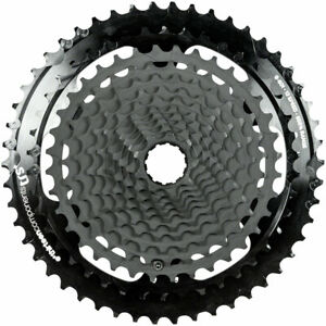 e*thirteen by The Hive TRS Plus Cassette 12 Speed 9-50t Black For XD Driver Body