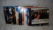 Lot of 10 Laserdiscs Sister Act, Sister Act 2, Heidi, The Nutcracker, and More