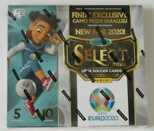 2020 PANINI SELECT UEFA EURO SOCCER HYBRID BOX - NEW / SEALED