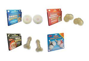 Handwarmers (Boobie, Willies, Balls or Bums)