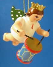 Drum Angel Crown Christmas Ornament ORD002X28416D