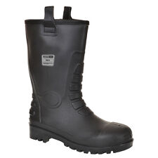 PortWest Men Neptune Rigger Boot S5 CI Waterproof Safety Various Size FW75