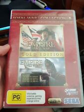 Empire Total War Gold Edition  (FAT) -  PC GAME - FREE POST