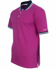 HACKETT MENS (NEW 2017) GOLF POLO SHIRT-MRRP £89.99 SAVE £70