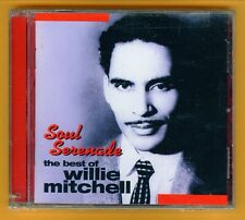 """Willie Mitchell - Soul Serenade, The 20 Best Of - """"20-75"""" - 1999 Hi NEW CD"""