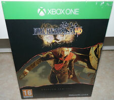 Final Fantasy Type 0 HD - Edition Limitée Steelbook - FRA - Xbox One - NEUF