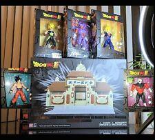 Dragon Ball Super Stars World Martial Arts Tournament Stage Display Set +Figures