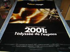 AFFICHE   S-FICTION / KUBRICK / 2001 ODYSSEE DE L'ESPACE