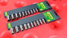 "New Allen Tools 1/4"" Dr. 20-pc 6-points MM & SAE Socket Set"