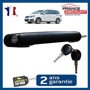 Maniglia Con Cilindro 2 Chiavi Sinistra Destra Polo Ibiza Sharan 6N0837207C