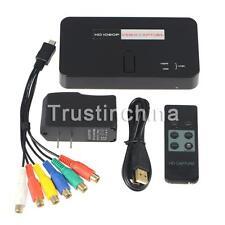 Ezcap284 YPbPr Game Video Capture 1080P Resolution SD Card+Remote Control