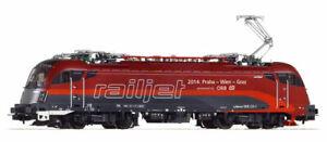 Piko 59814 E-Lok BR 1216 229-5 -RAILJET- ÖBB EP. VI -digital-