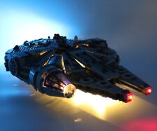 LED Beleuchtungsset  für Lego Star Wars Millennium Falcon 75105 mit Akku Box